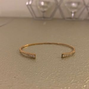 Rose Gold Henri Bendel Bangle